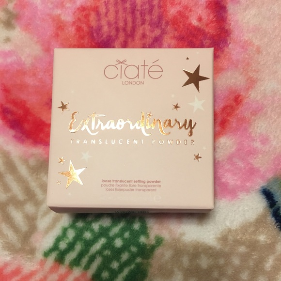 Ciate Other - Ciate London Extraordinary Translucent Powder